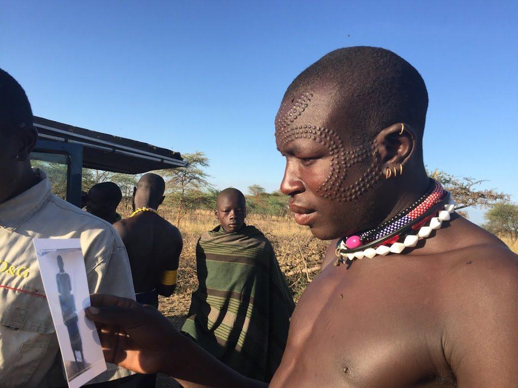The Karamajong, Uganda's Nomadic Warriors.